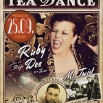 RD at Teadance Germany 2016